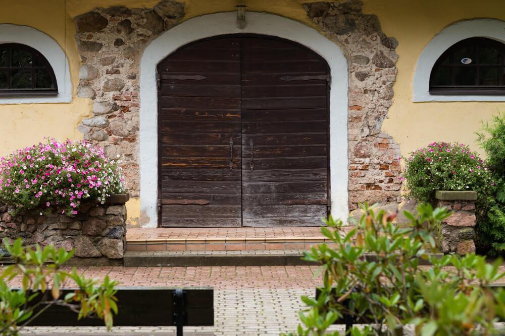עיצוב הכניסה לבית