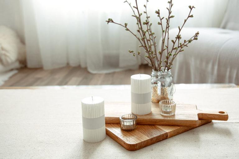 עיצוב הבית עם חוש הריח